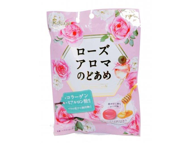 Kasugai Rose Aroma Candy 100g