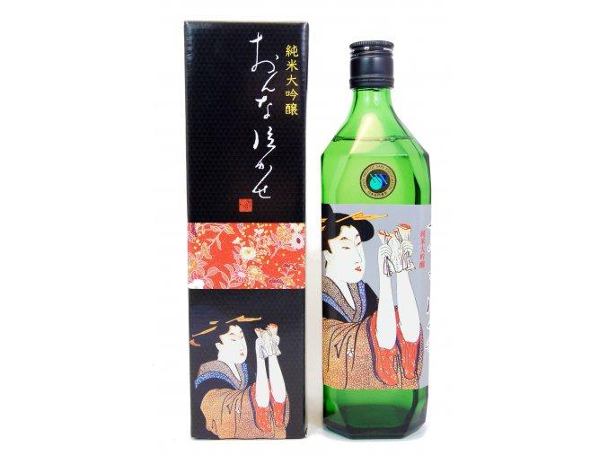 Wakatake Onna Nakase Junmai Daiginjo Sake 720ml