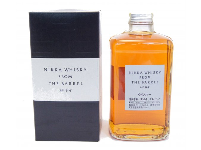 Nika Whisky From The Barrel 500ml