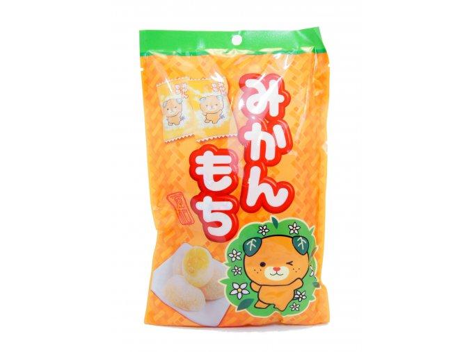 Seiki Mikan Mochi Daifuku 130 g