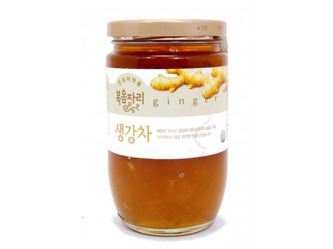 Bokumjari Honey Ginger Tea 470g