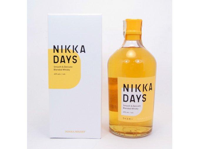 Nika Days Whisky 700ml
