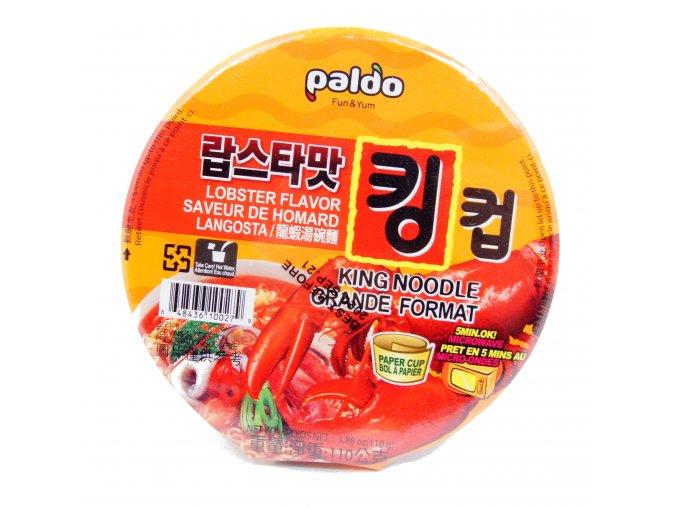 Paldo King Noodle Big Cup Kimchi 110g