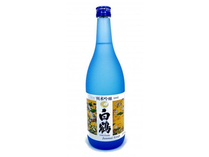 Hakutsuru Superior Sake Junmai Ginjo 720ml
