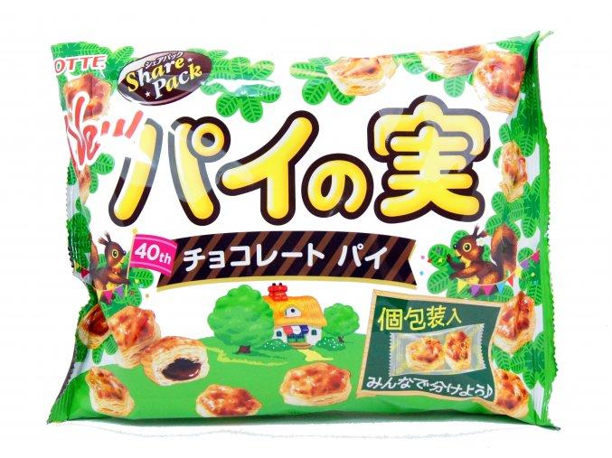 Lotte no Pie no Mi 133g