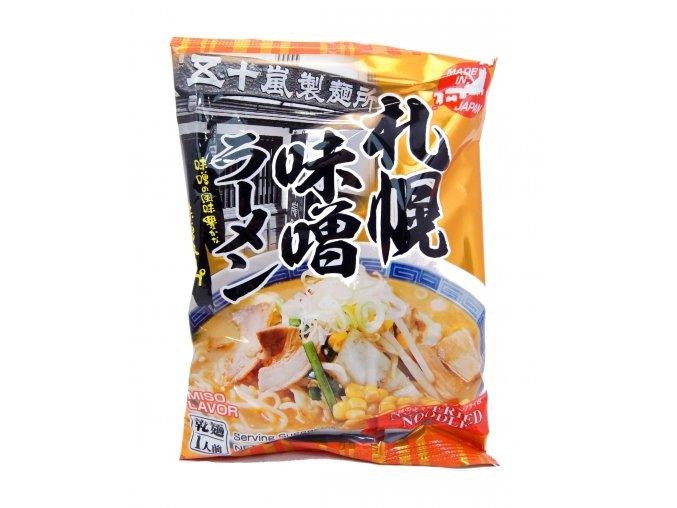 Kitakata Sapporo Miso Ramen 1p