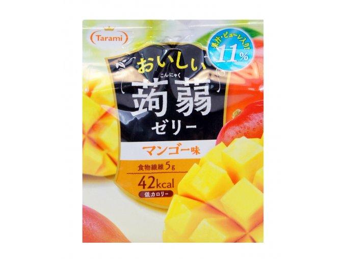 Tarami Oishii Konnyaku Jelly Peach Aji 150g
