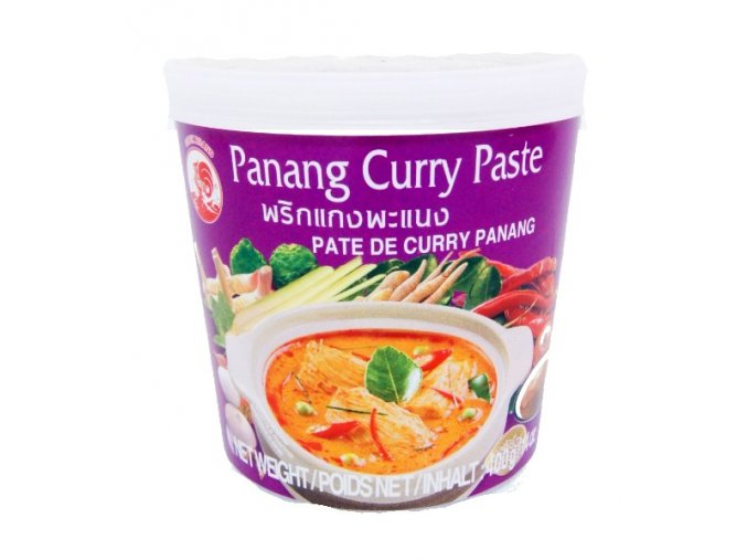 Cock Brand Panang Curry Paste 400g