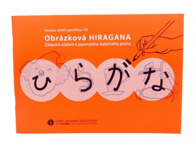 Učebnice Obrázková Hiragana