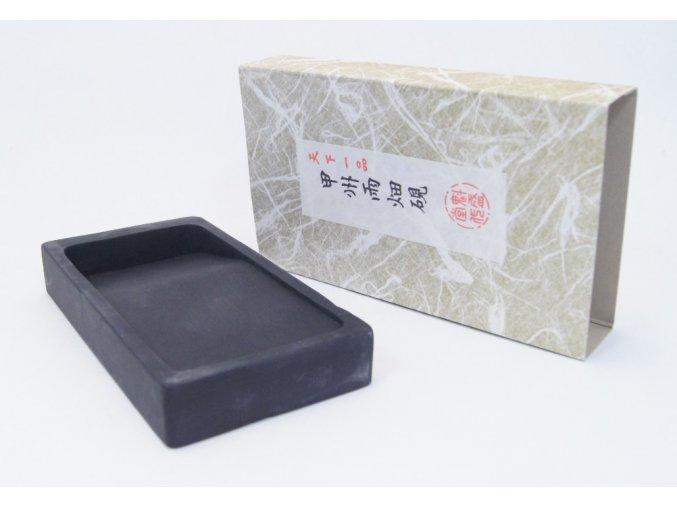 Suzuri - nádobka na míchání a aplikaci inkoustu na kaligrafii