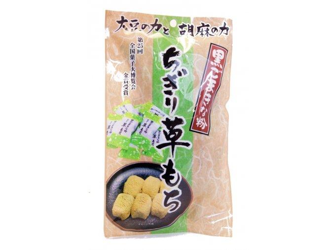 Seiki Kurogoma Kinako Chigiri Kusa Mochi 180g