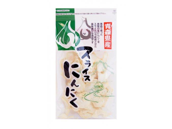 Kashiwazaki Slice Ninniku 30g