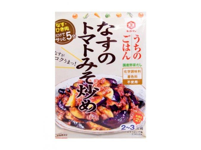 Kikkoman Uchi no Gohan Nasu no Tomato Miso 94g