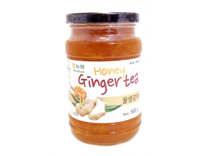 NongHyup Honey Ginger Tea 500g - prošlé datum min trvanlivosti