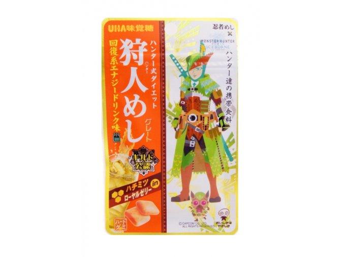 UHA Mikakuto Hunter Meshi Energy Drink 20g
