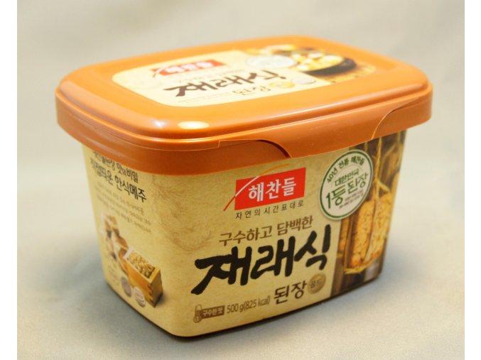 Haechandle Soy Bean Paste 500 g - prošlé datum minimální trvanlivosti