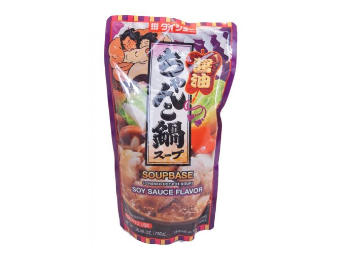 Daisho Chanko Nabe Soy Sauce Flavor 750g