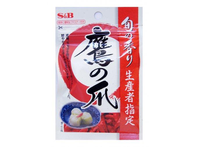 S&B Shun no Kaori Taka no Tsume 8g