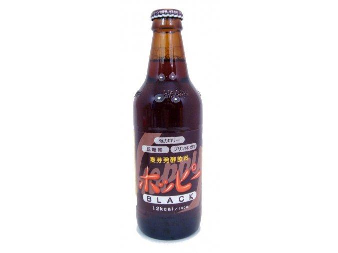 Happy  Black One Way Bottle 330ml