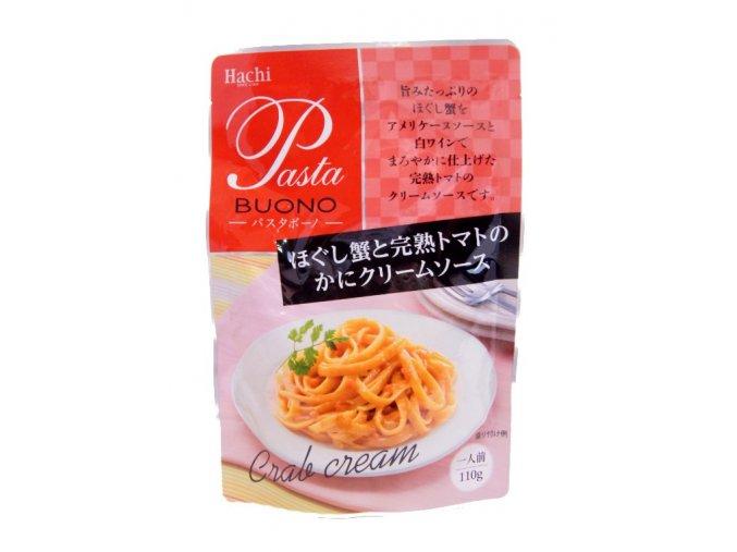 Hachi Shokuhin Pasta Buono Kani Cream Sauce 110g - prošlé datum minimální trvanlivosti
