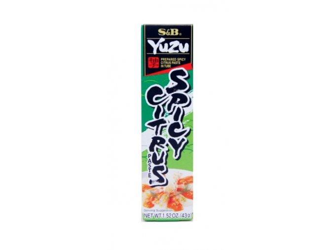 S&B Yuzu Kosho 43g