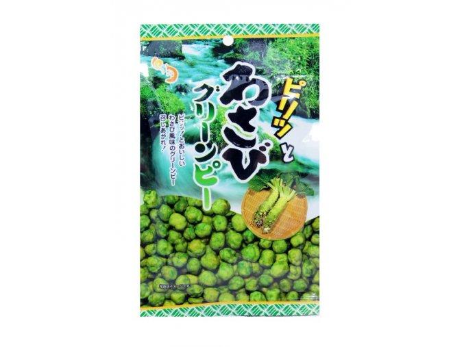 Poppo Nuts Wasabi peas 70g