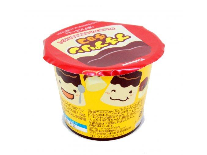 Kabaya Puding Choco 34g - prošlé datum minimální trvanlivosti