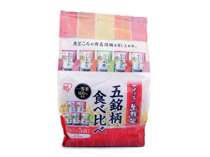 Iris Oyama Seisen Takebure Set 1,5kg