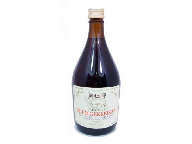 Gekkeikan Japanese Plum Wine 750ml