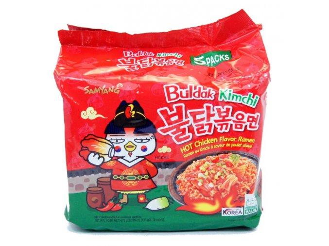 SamYang  Kimchi Ramen 5p