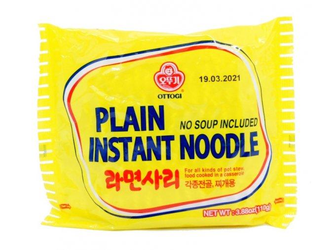 Ottogi Plain Instant Noodle 1p
