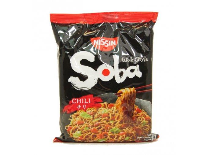 Nissin Soba Chilli 1p