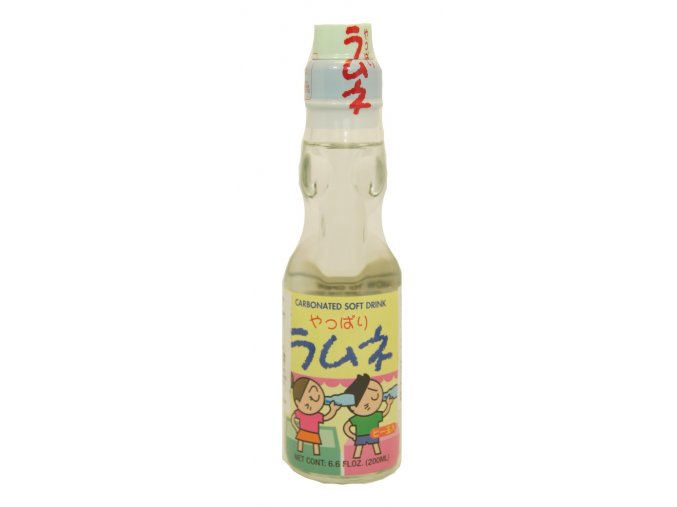 Crawn Yappari Ramune 200ml