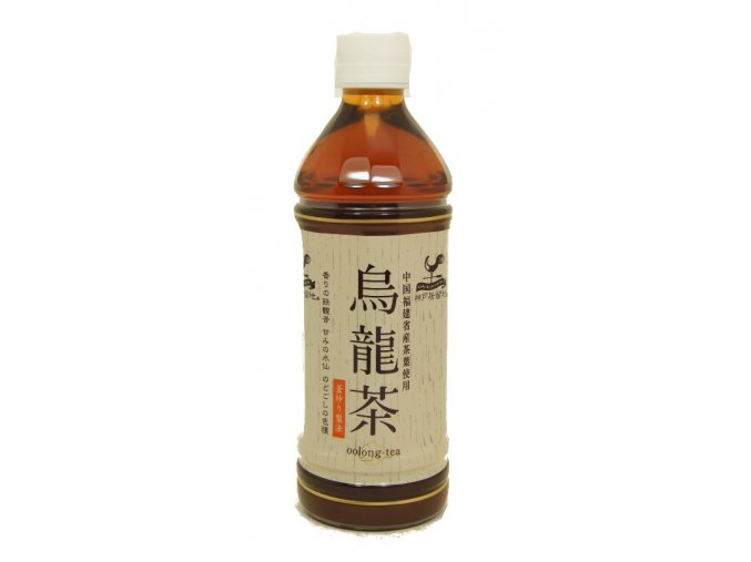 Kobe Kyoryuchi Oolong tea 500ml