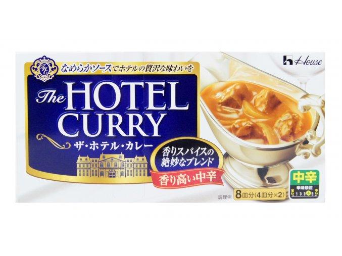 House The Hotel Curry Chukara 180g - prošlé datum minimální trvanlivosti