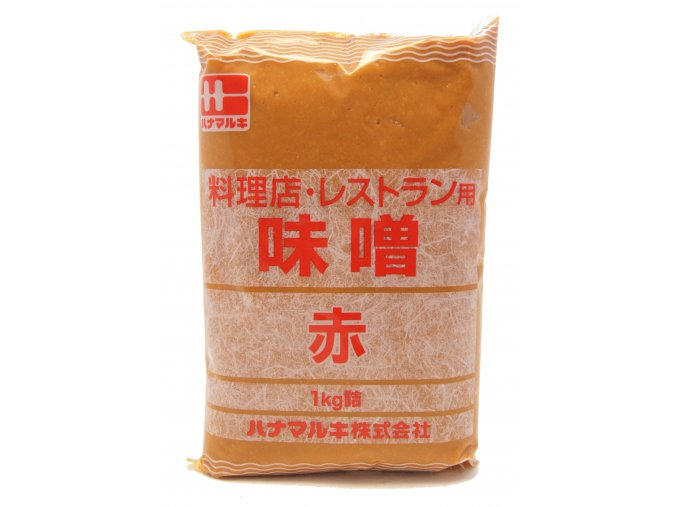 Hanamaruki Ryoriten no Aji Aka Miso 1 kg - prošlé datum minimální trvanlivosti