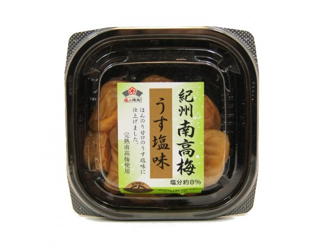 Kishu Nankoume Usushio Ume 80g