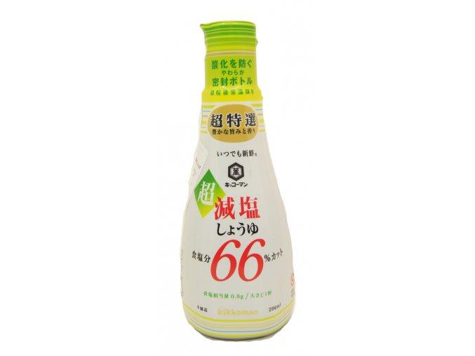 Kikkoman Itsudemo Genen Shoyu 60% cut 200ml