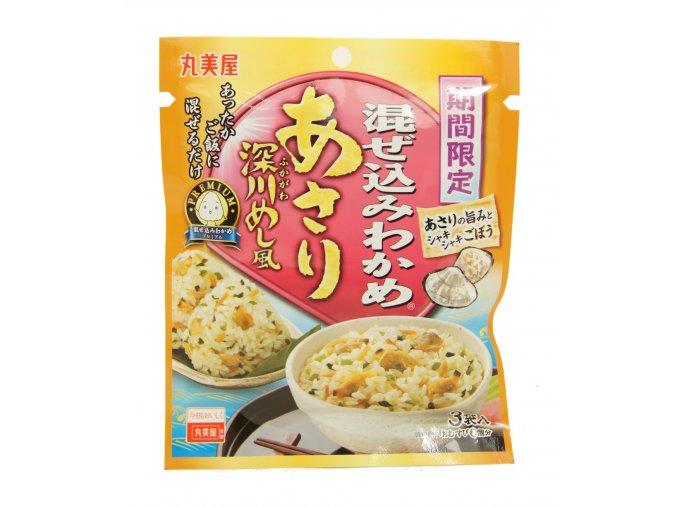 Marumiya Premium Mazekomi Wakame Asari 25,8g