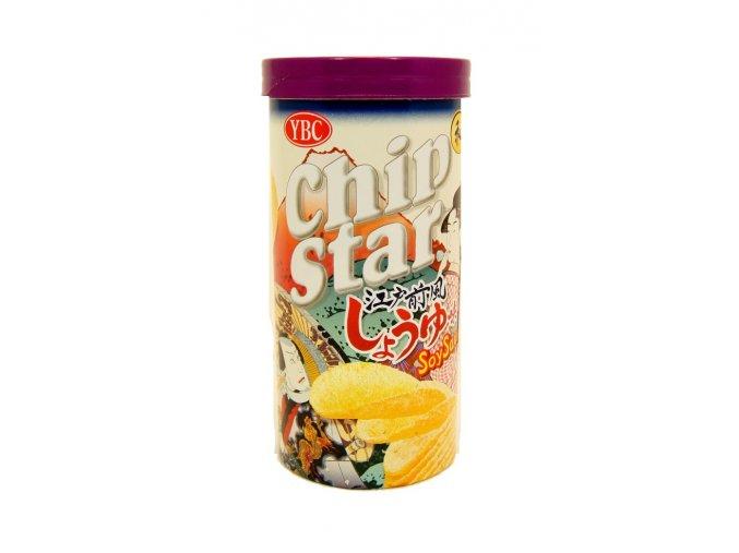 YCB Chips Star Shoyu 50g