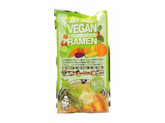 Kurata Yuzu Shio Vegan Ramen 2p