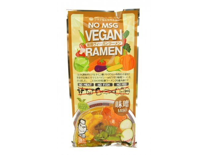 Kurata Miso Vegan Ramen 2p