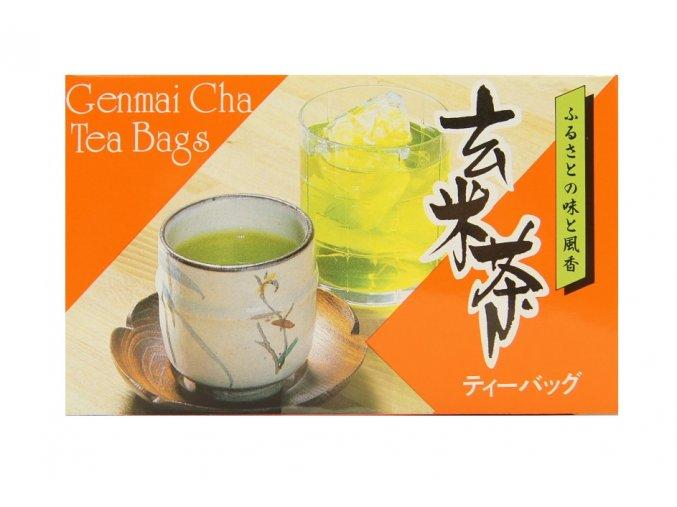 Yuki Genmai Cha Tea Bag 20x2g
