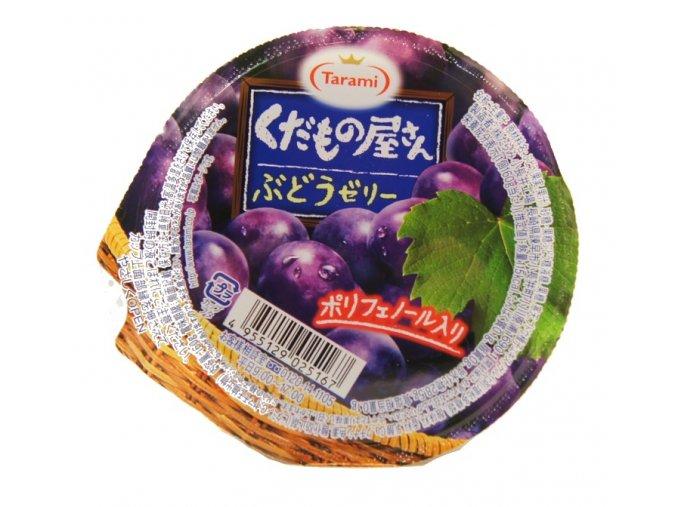 Tarami Kudamonoyasan Jelly Budo Aji 160g