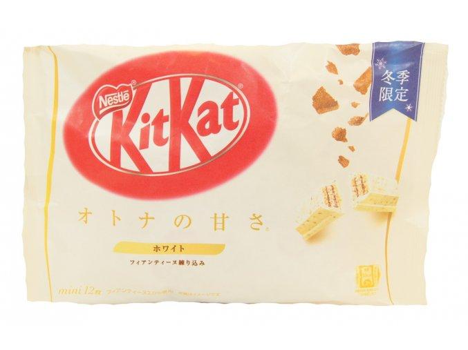 Nestle KitKat White Chocolate Aji 118,8g