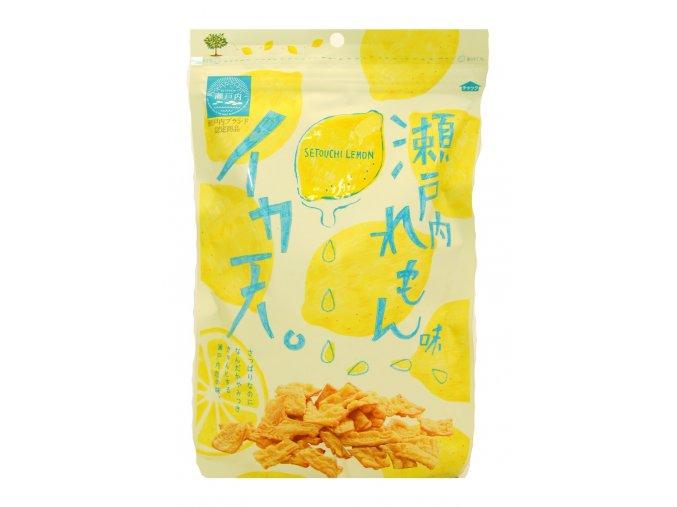 Hokuchin Ikaten Setouchi Lemon Aji 80g