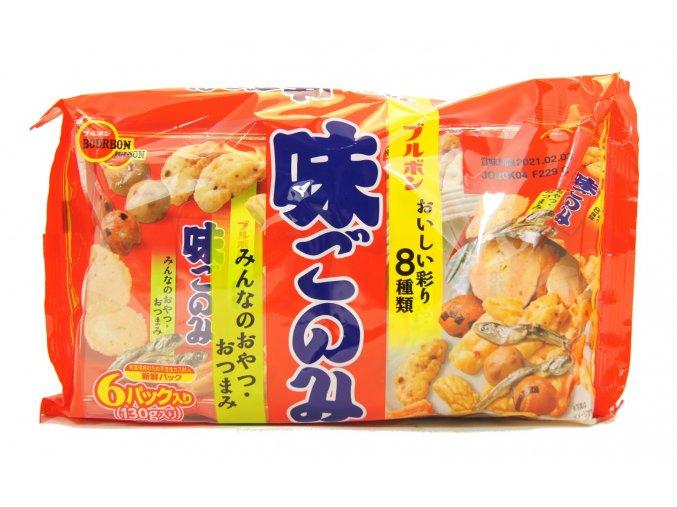 Bourbon Aji Gonomi 140g