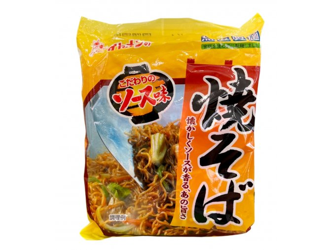 Itomen Yakisoba 5p