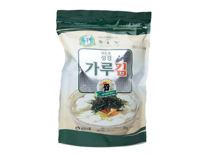 Sung Gyung Seasoned Laver 70g