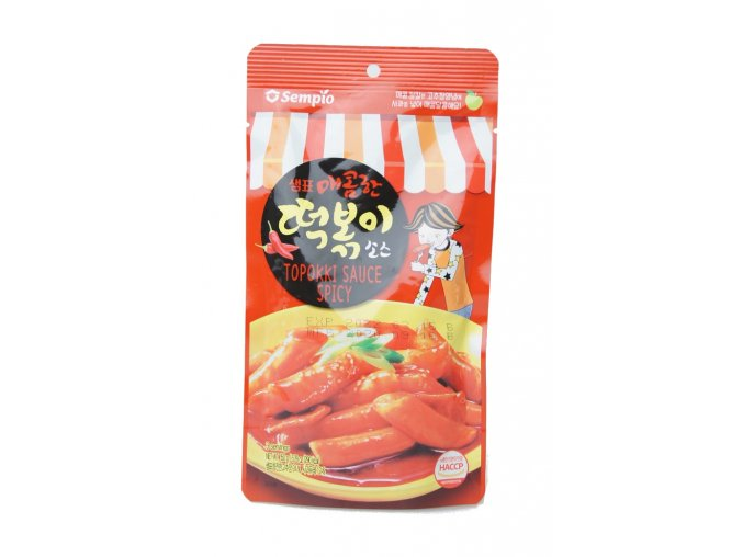Sempio Topokki Sauce Spicy 150g